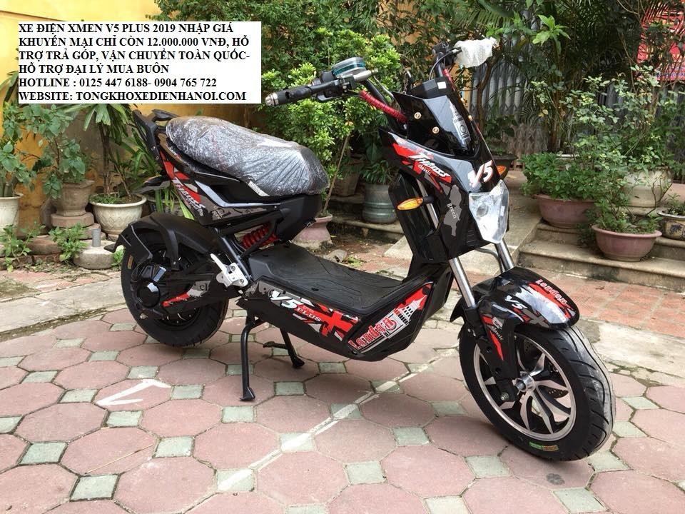 8 Tổng kho xe điện Hà Nội xả kho giảm giá các loại xe điện - xe máy 50cc mới tinh giá chỉ từ 6tr8