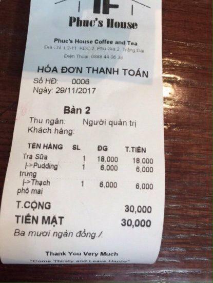 2 Máy in hóa đơn in bill tính tiền