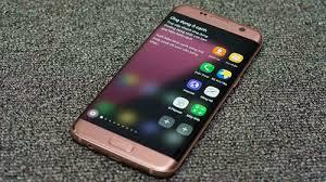 Bán 3 em Samsung S7 Edge Rose Gold hàng Nhật Bản giá rẻ