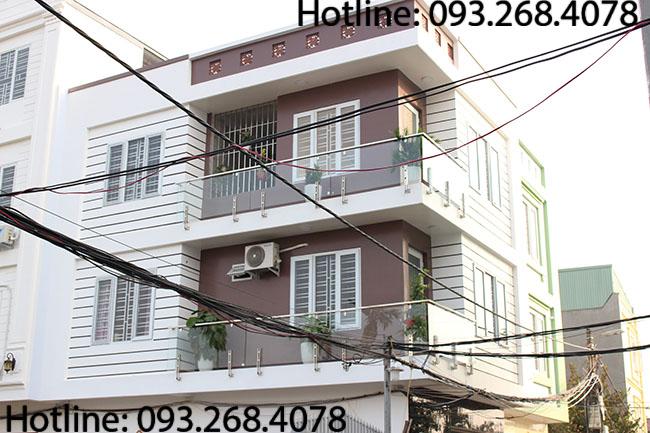 Bán nhà 3 tầng phường Đông Hải  gần khu công nghiệp Đình Vũ giá từ 850tr