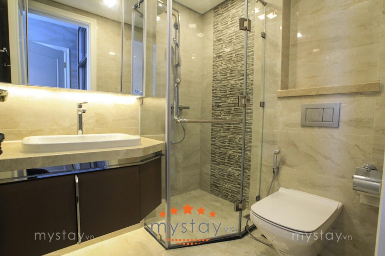 1 Cho thuê căn hộ VHGR 2 PN dt 68 m2 giá 32 triệu / tháng