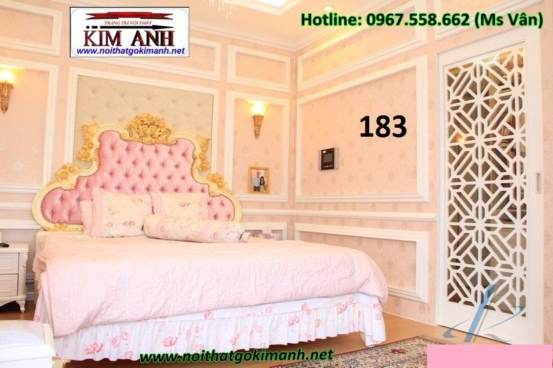 15 Giường ngủ cổ điển cao cấp - đặt mua bộ phòng ngủ phong cách hoàng gia quá xinh
