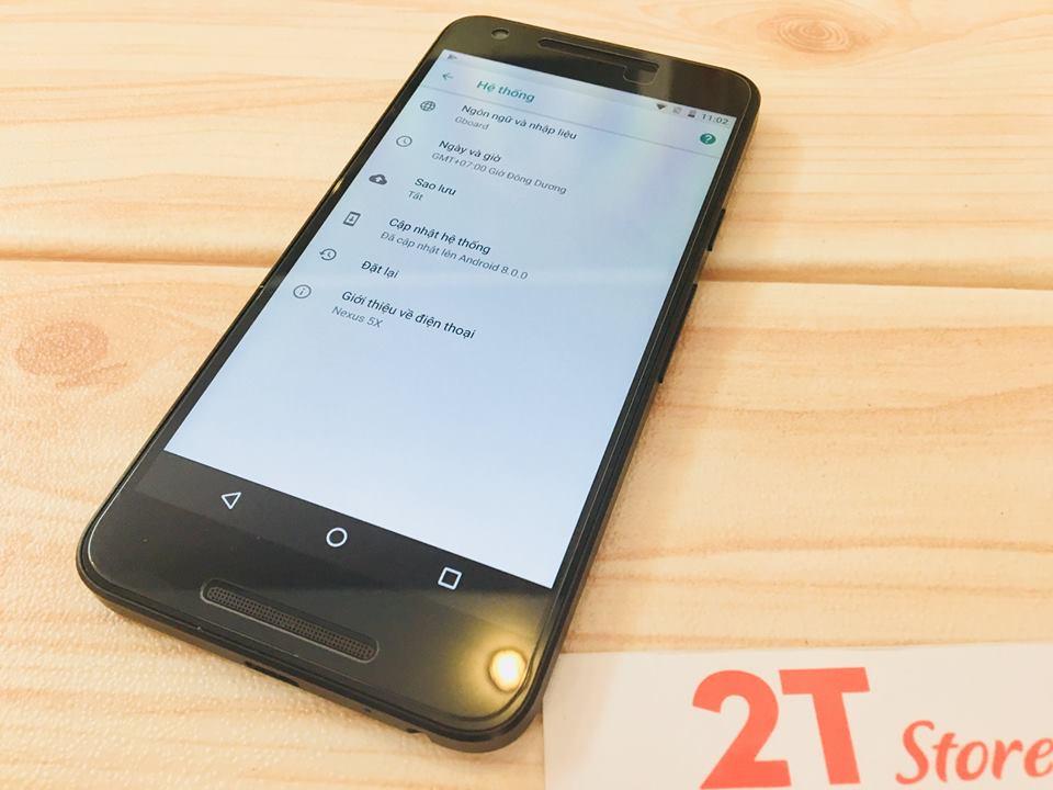 3 The2Tstore: Điện thoại LG Nexus 5X Android 8.1 có vân tay Likenew