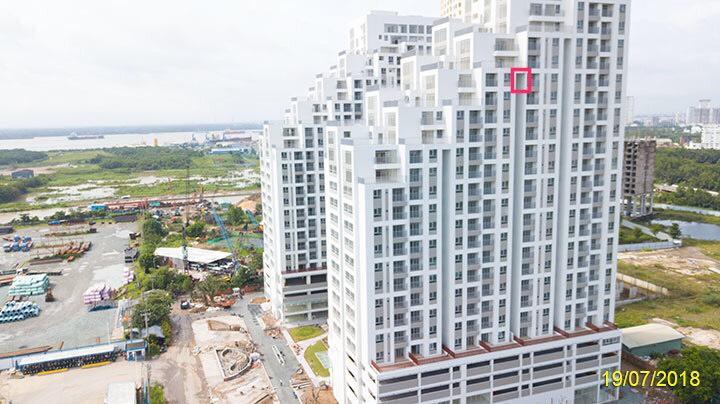 2 Duy nhất 1 căn PENTHOUSE view sông,LK Phú Mỹ Hưng,thiết kế Đẹp-Độc-Lạ