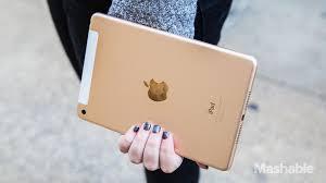 Bán 3 em Ipad Mini 4 4G 64Gb Gold hàng chuẩn giá rẻ