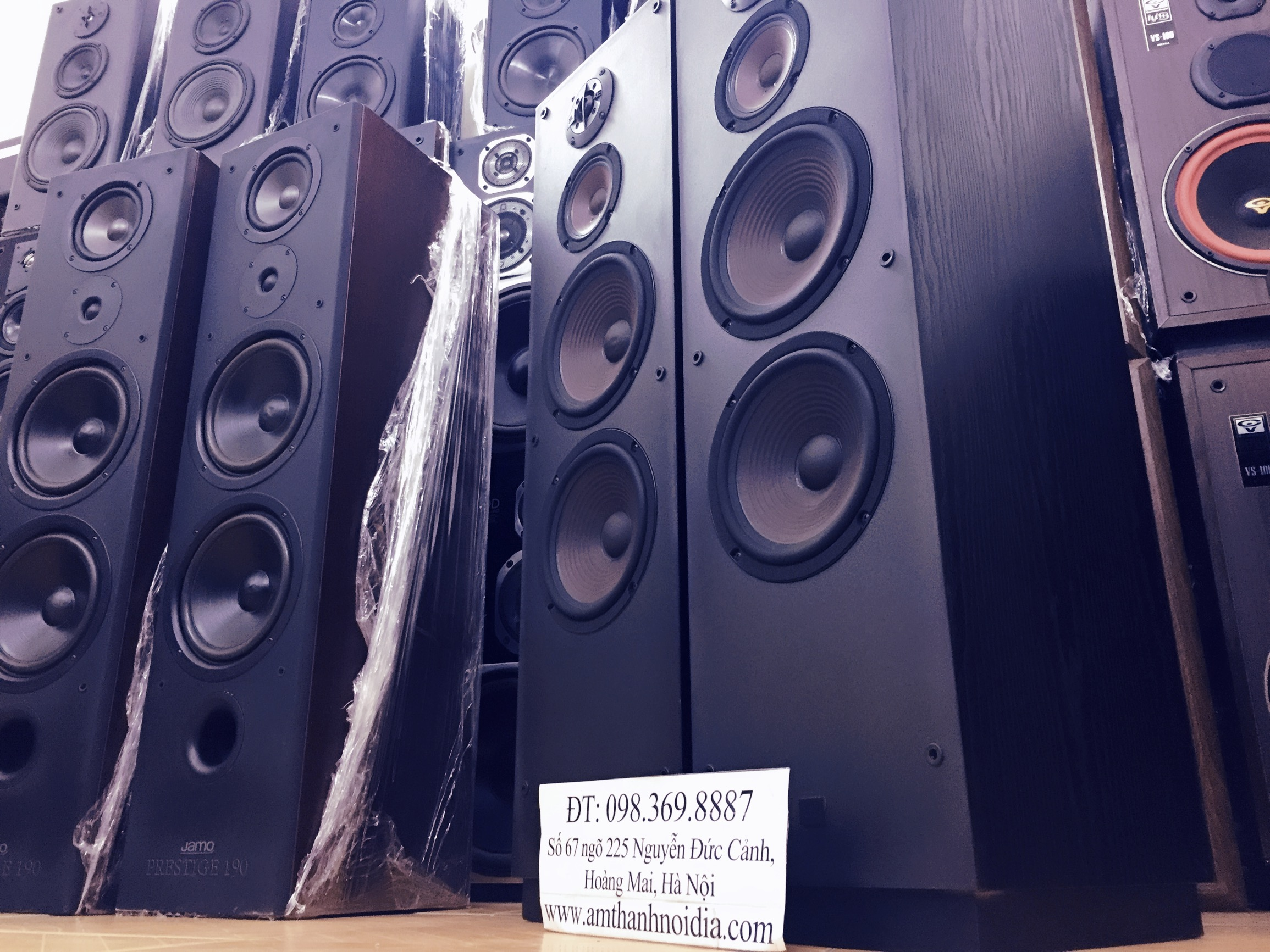 2 Loa JBL G500 2 bass điện uy lực treb tơi nhuyễn