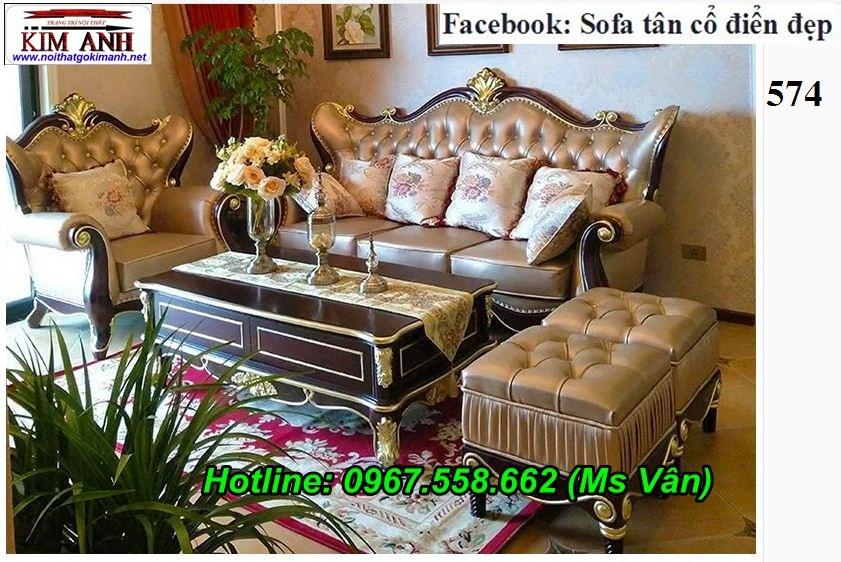 7 Nơi bán sofa cổ điển đặt đóng siêu đẹp, uy tín, chất lượng