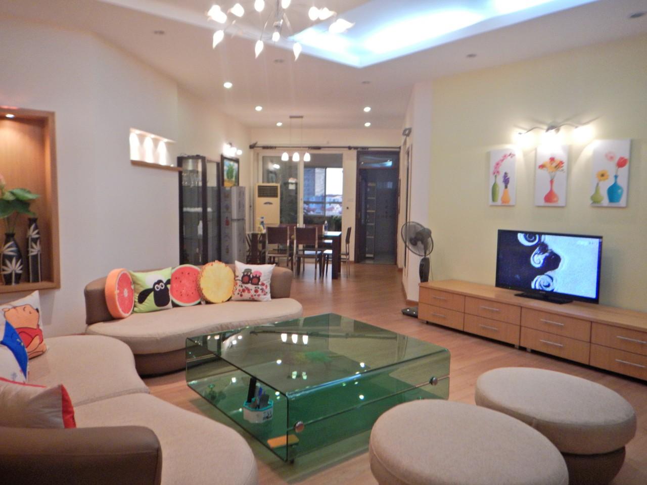 Bán căn hộ 34T Khu Trung Hoà Nhân Chính, quận Cầu giấy, TP Hà nội