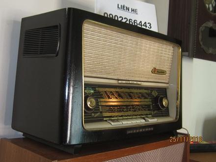 Chiếc radio đèn: Rigoletto giá tốt của Đức   có ảnh thật