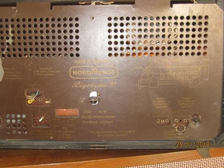 7 Chiếc radio đèn: Rigoletto giá tốt của Đức   có ảnh thật