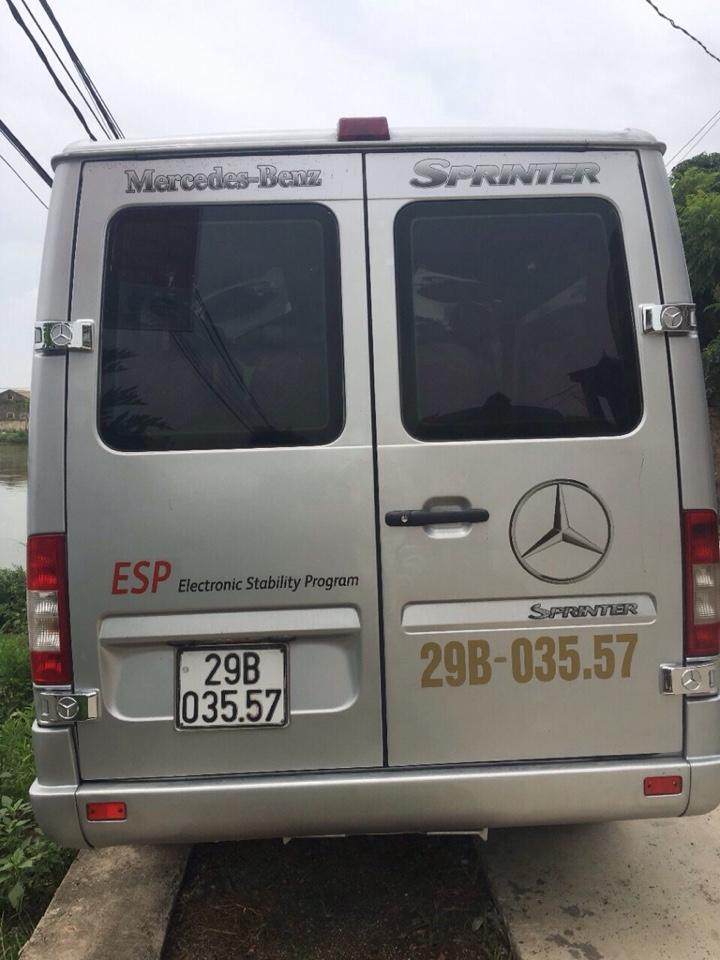 5 Cần bán lại xe Mercedes Sprinter 313 đời 2010