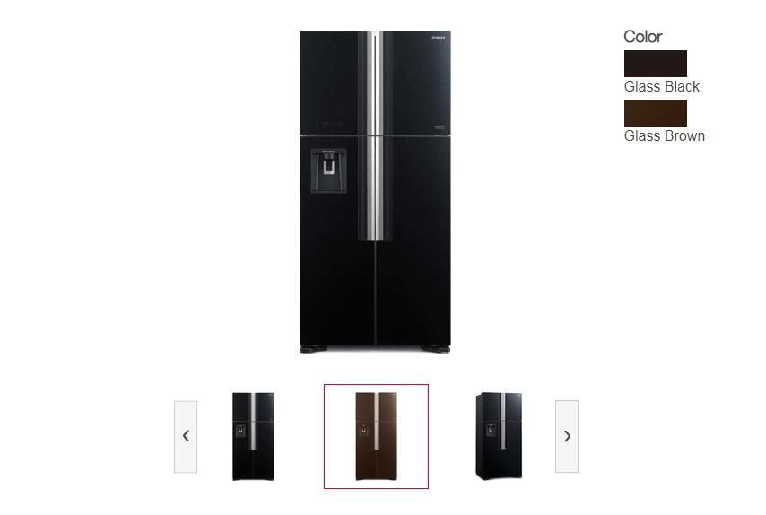 Tủ lạnh Hitachi Inverter 3 cửa, 4 cửa giá khuyến mại, miễn phí giao hàng 50km