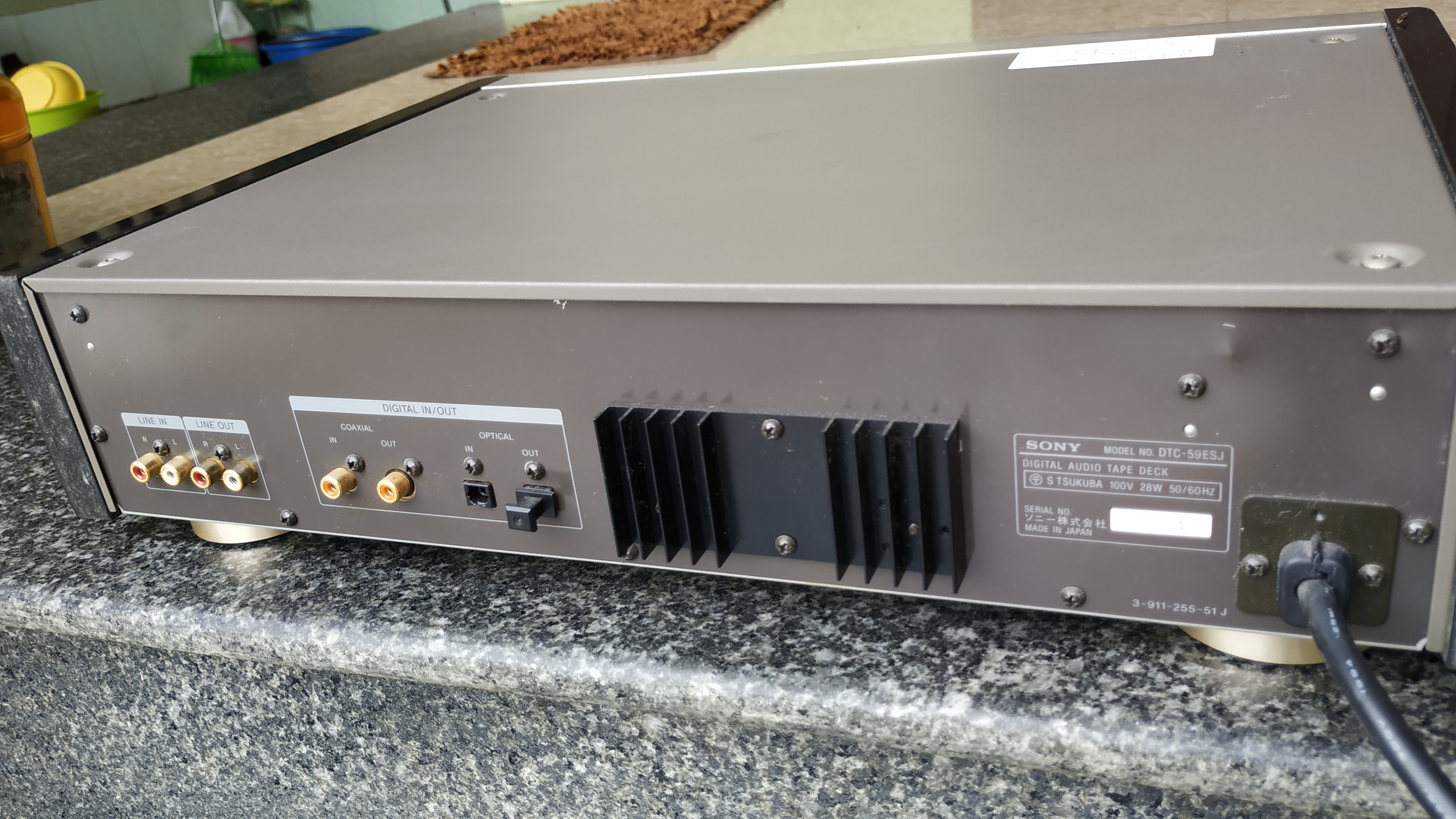 5 Đầu CD sony x777es DAT sony 59esj amly pioneer 8800ii
