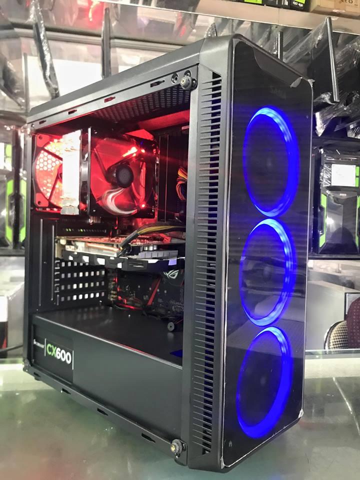 Case Siêu Víp : Asus B250, Chíp I7 7700, Ram 16GB, SSD 250GB, HDD 1TB, VGA MSI GTX 1060, Nguồn 600w