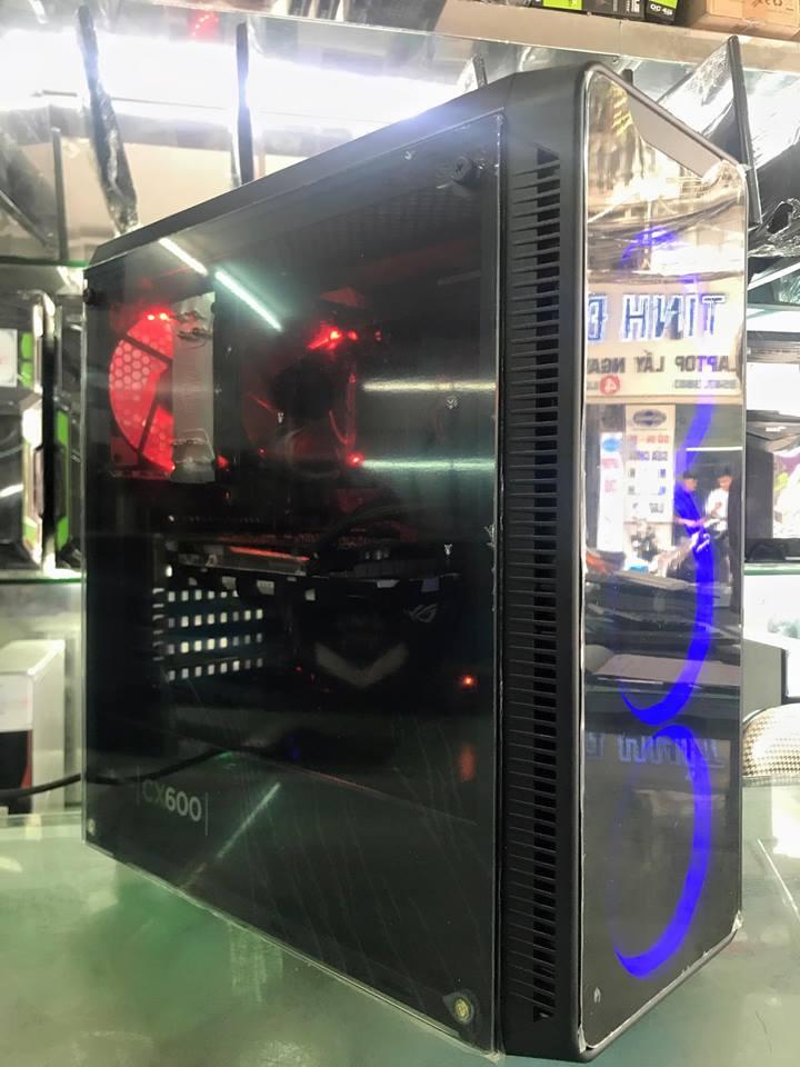 3 Case Siêu Víp : Asus B250, Chíp I7 7700, Ram 16GB, SSD 250GB, HDD 1TB, VGA MSI GTX 1060, Nguồn 600w