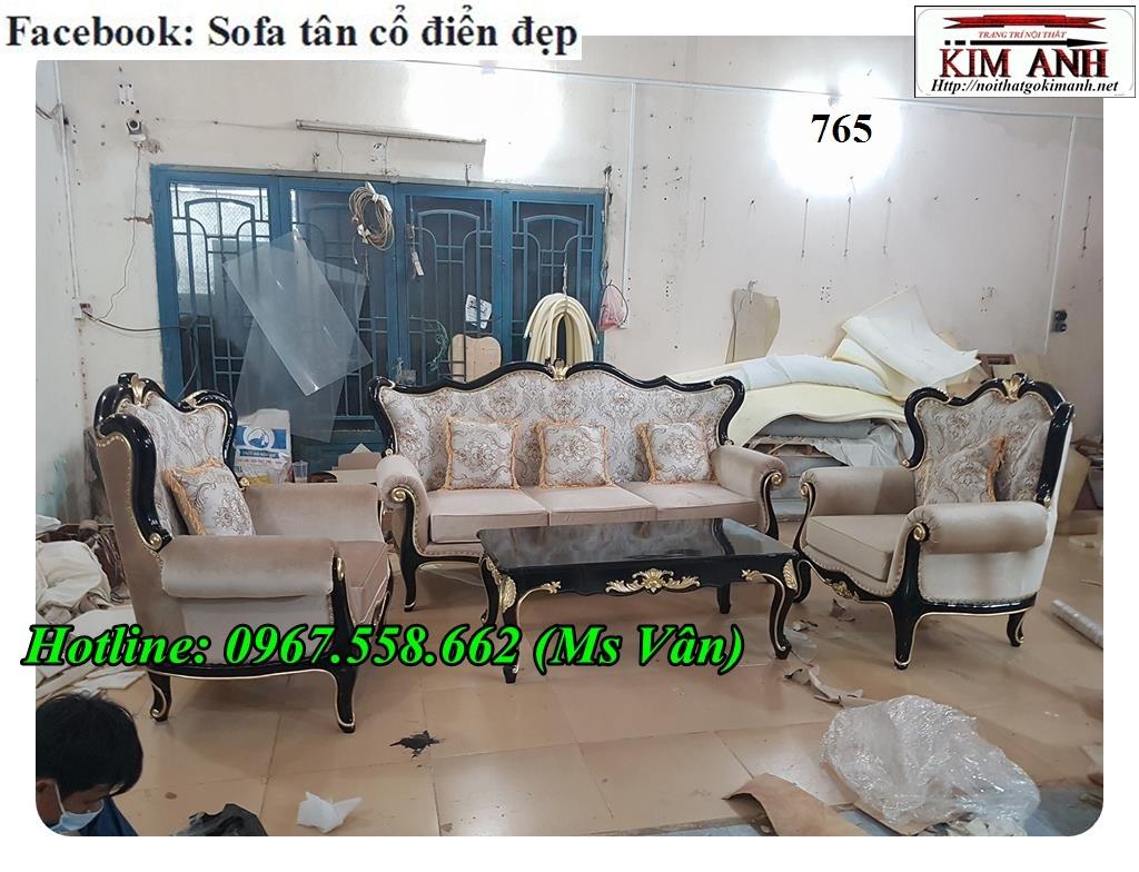 11 Mẫu sofa cổ điển cực sang trọng đẳng cấp đặt đóng tại xưởng