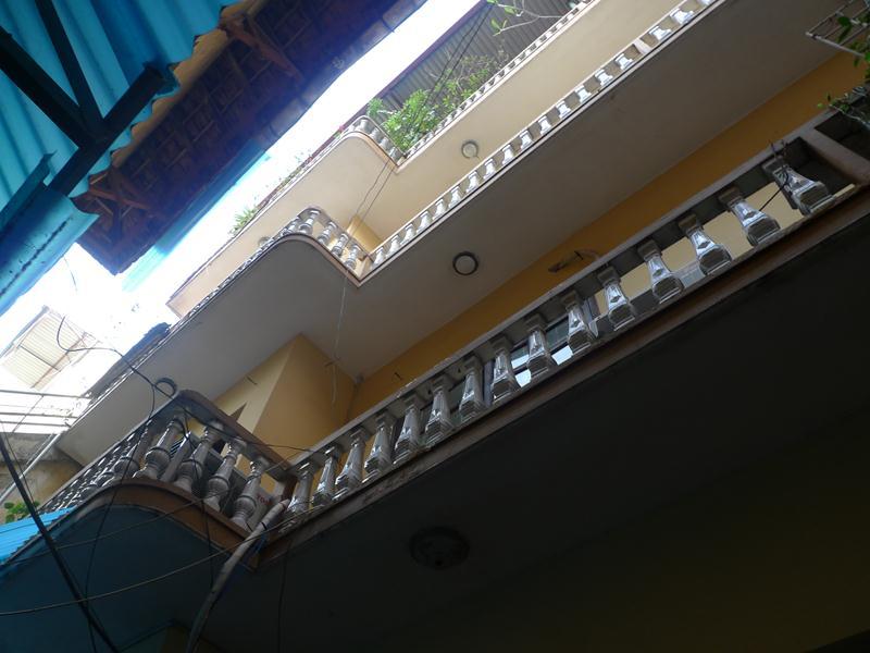 Cho thuê nhà riêng phố Nghĩa Dũng - Phúc Xa 40m2 x 4 tầng sạch đẹp giá 9tr/th