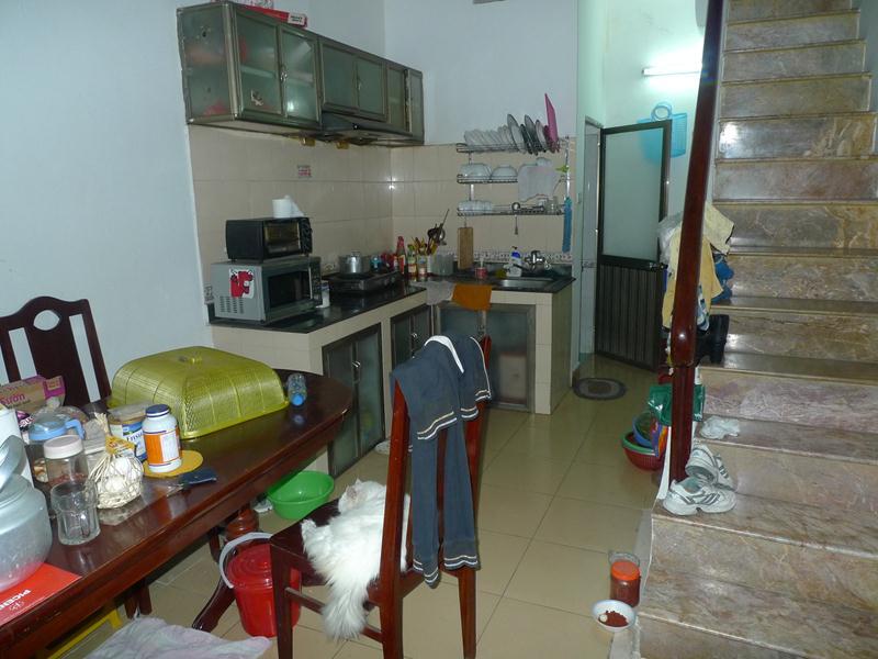 1 Cho thuê nhà riêng phố Nghĩa Dũng - Phúc Xa 40m2 x 4 tầng sạch đẹp giá 9tr/th