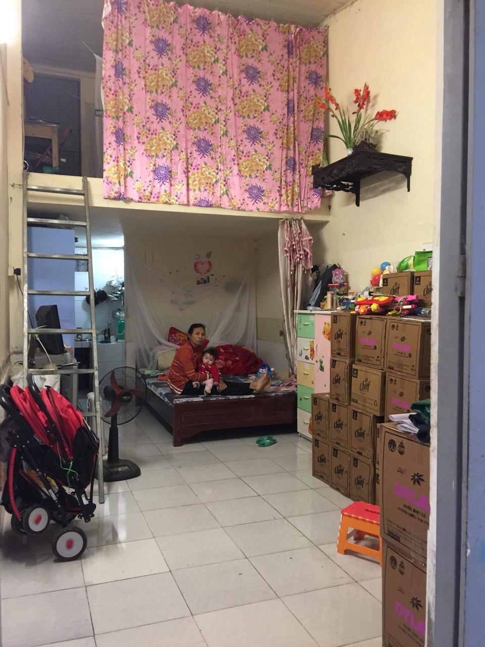 Cho thuê nhà cấp 4 trong khu Tập thể Sông Đà 10