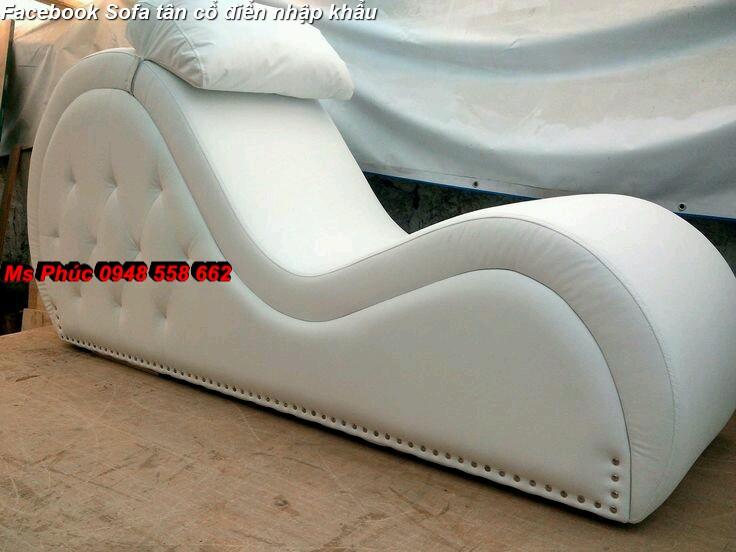 13 Cứ 10 người nhìn thấy chiếc ghế tình yêu thần thánh này là có 8 người mua - Nội thất Kim Anh