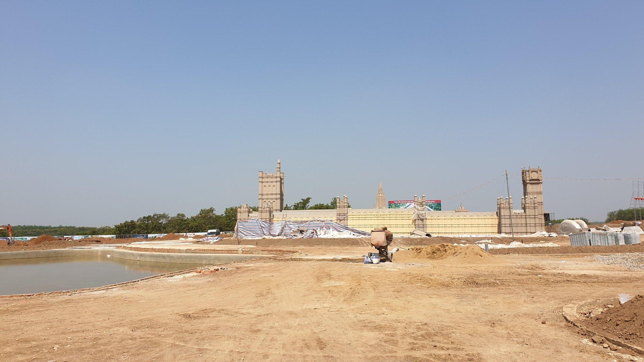 Đất dự án Cát Tường Phú Hưng -Tp Đồng Xoài, Bình Phước