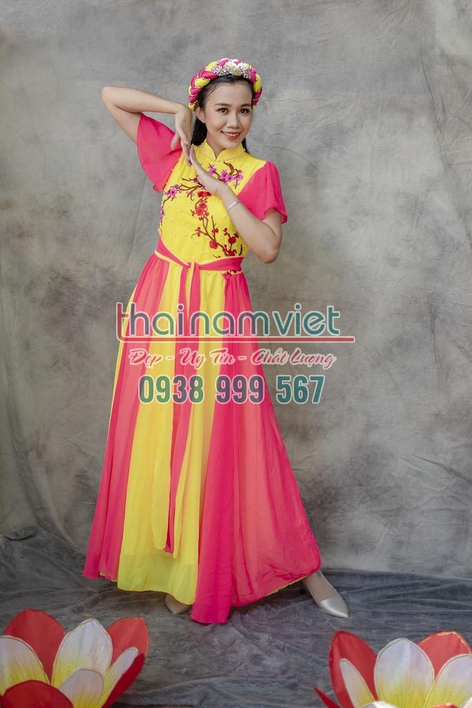 13 Bán trang phục dân tộc mèo tây nguyên đẹp mới