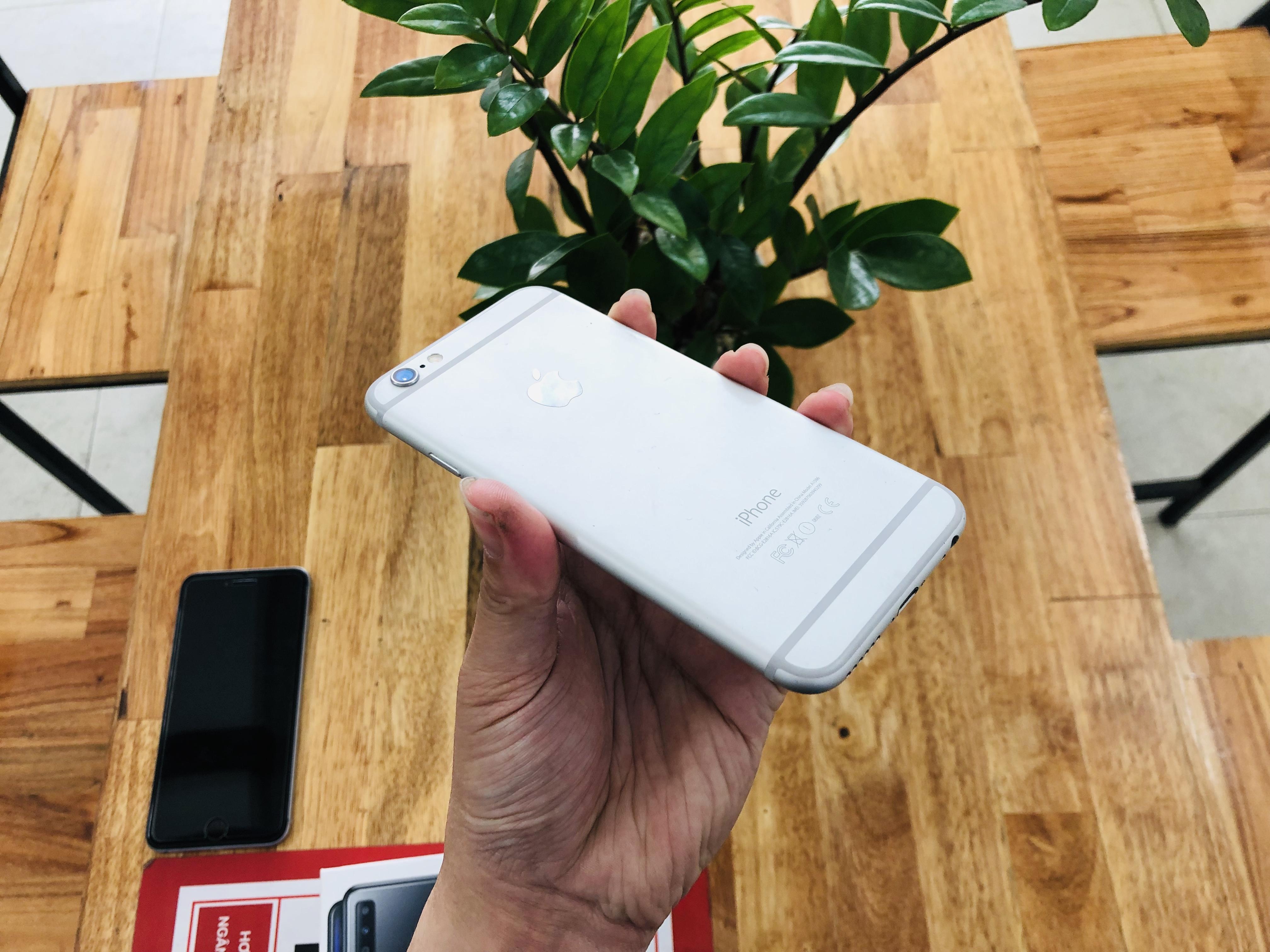 Bán iPhone 6 64gb Bạc Như mới