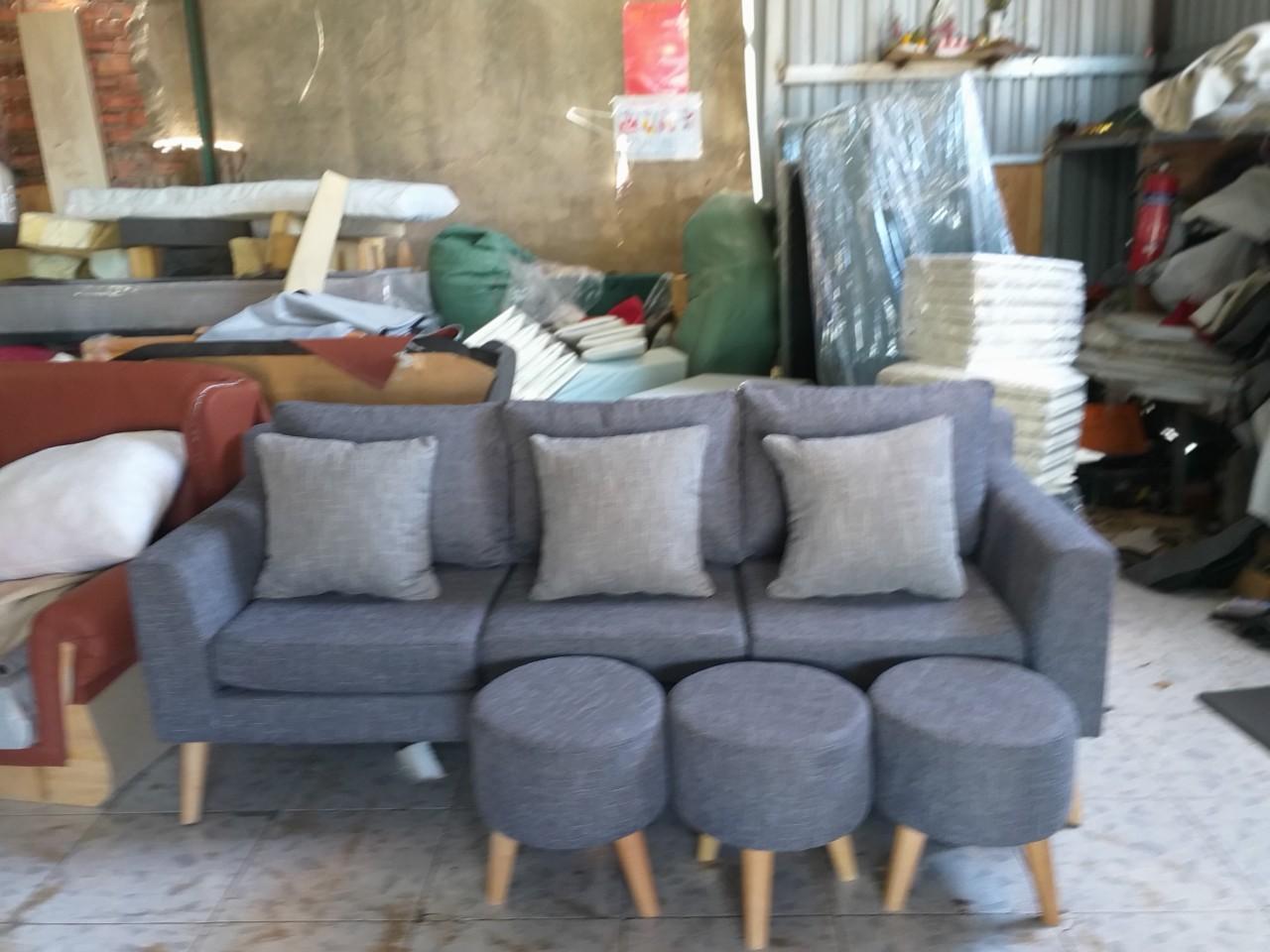 11 Bộ sofa gồm 4 món giá 3.500k