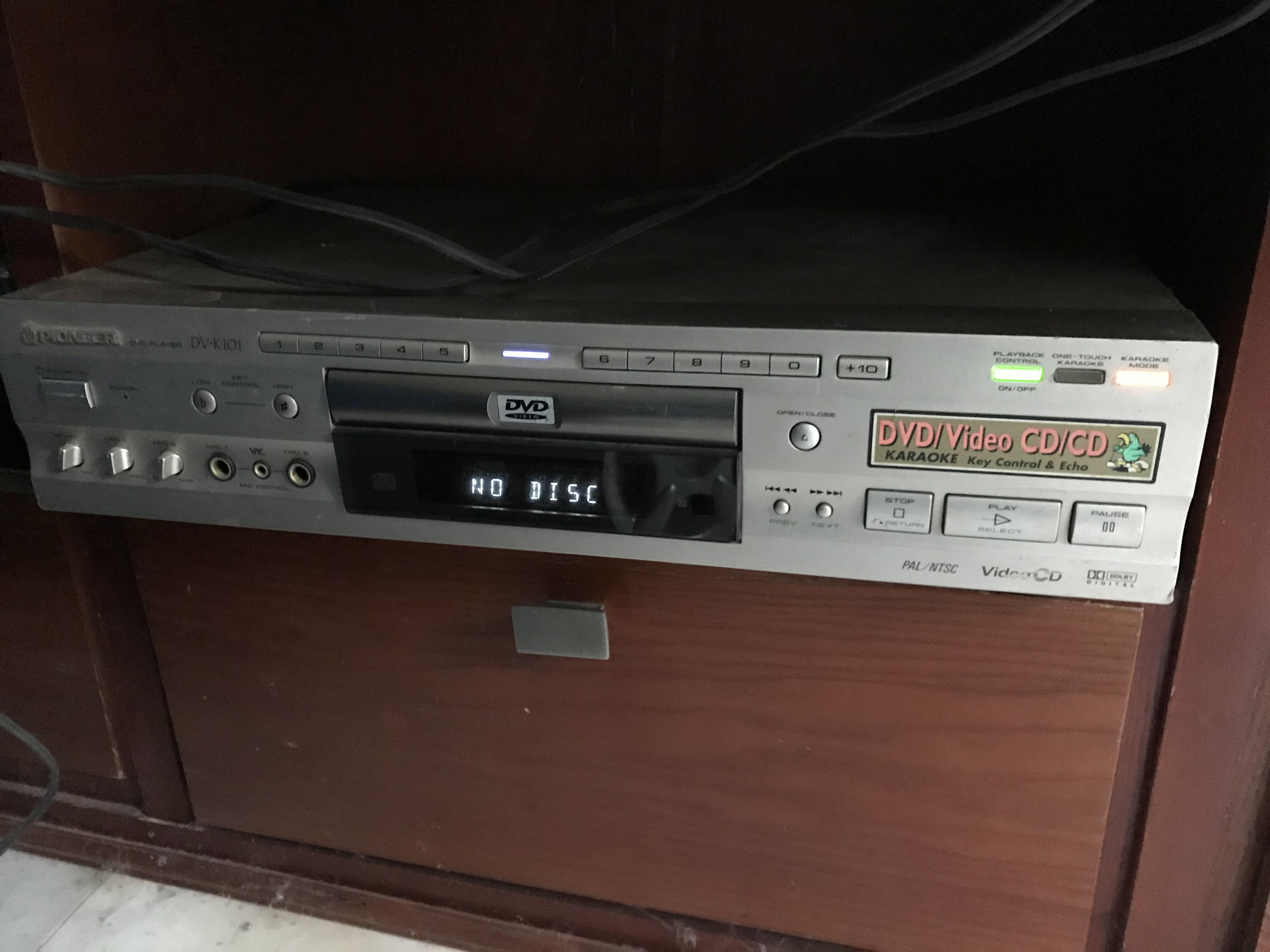 3 Tôi ở Hà nội cần bán thanh lý đầu máy DVD, VCD, Laser xịn của Nhật