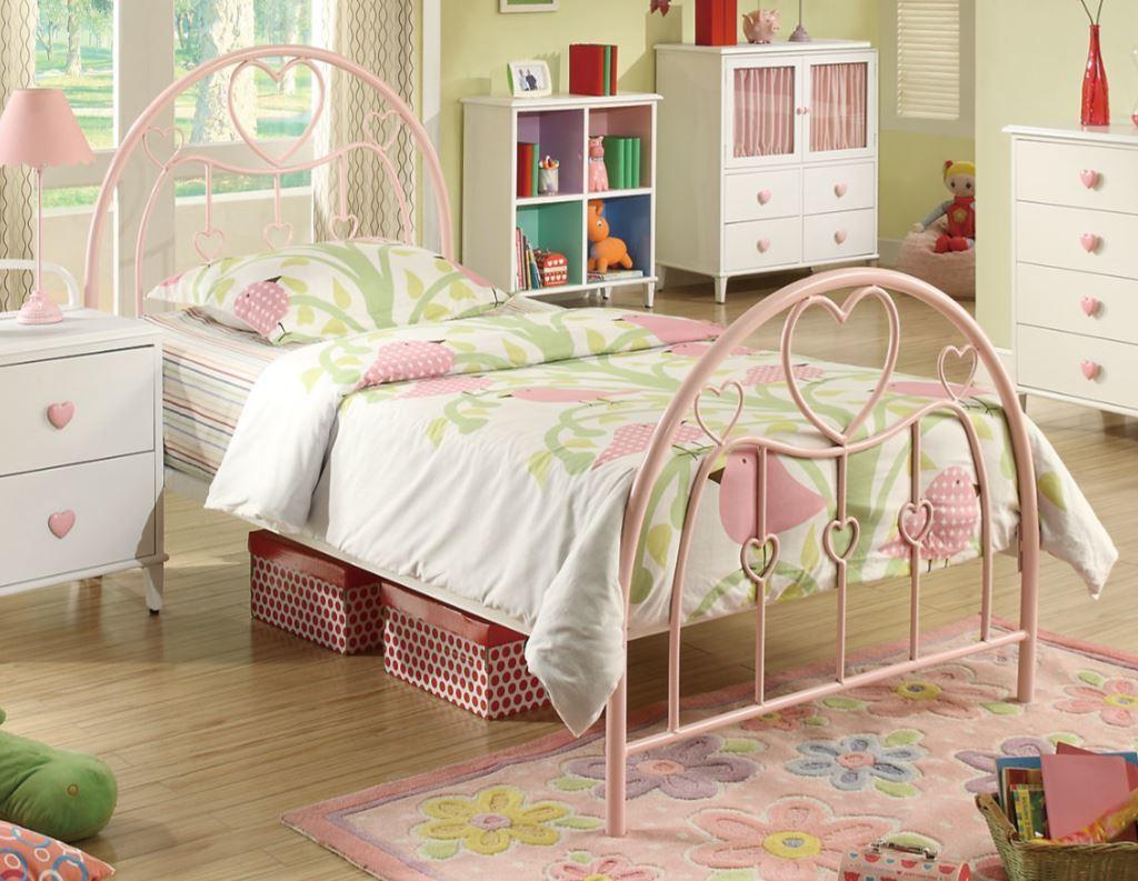 9 Giường sắt cho Homestay, giường sắt cho nhà nghỉ, giường sắt cho khách sạn