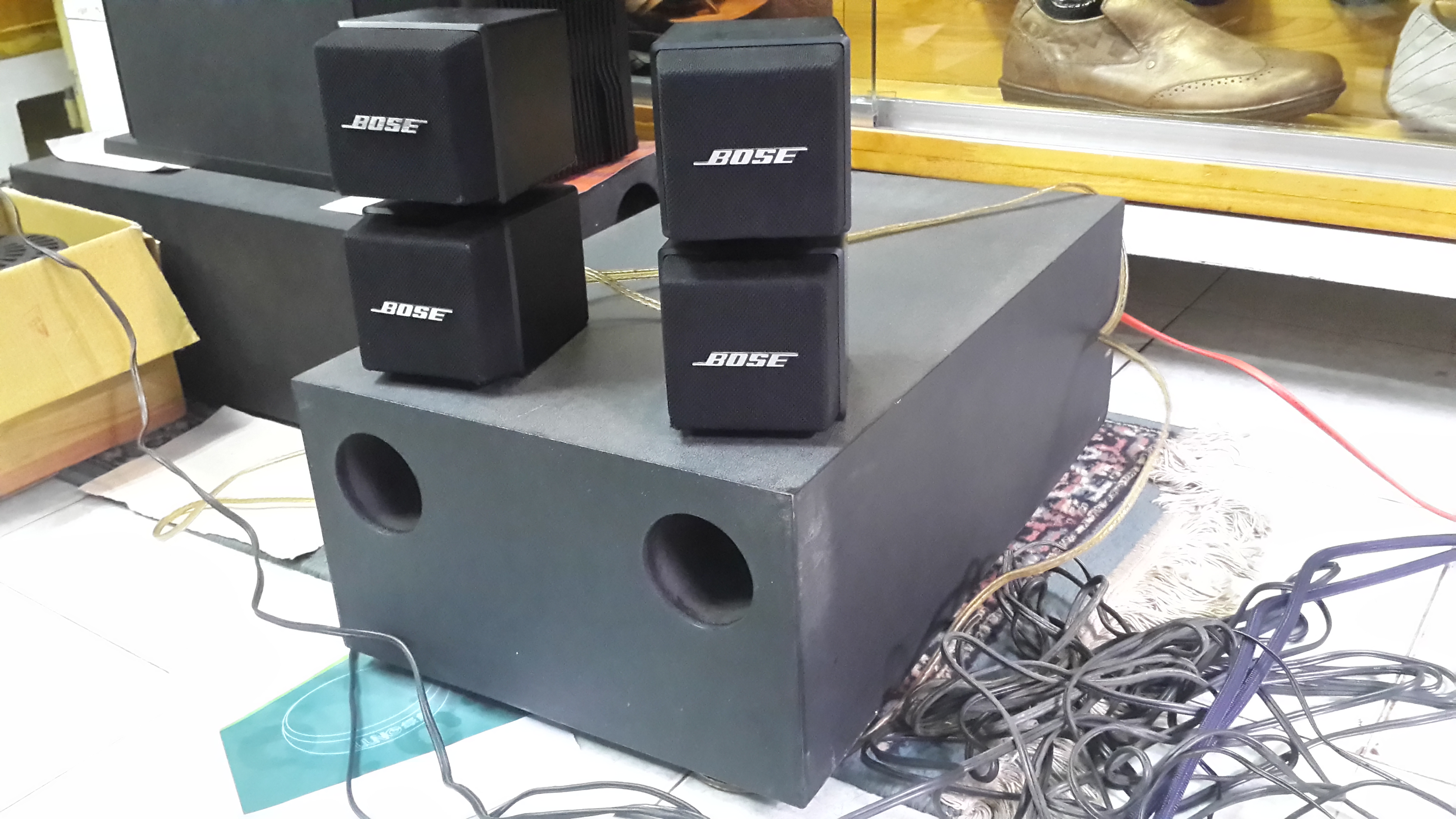 19 Bose Life style Acoustimass M5,M6,M7,M9,M10,M15,M20,M25, M30 và Bose cube array, red line, jewel