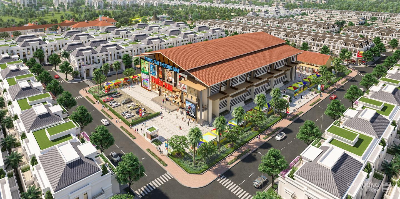 10 Đất dự án Cát Tường Phú Hưng -Tp Đồng Xoài, Bình Phước