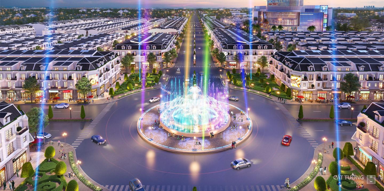 11 Đất dự án Cát Tường Phú Hưng -Tp Đồng Xoài, Bình Phước