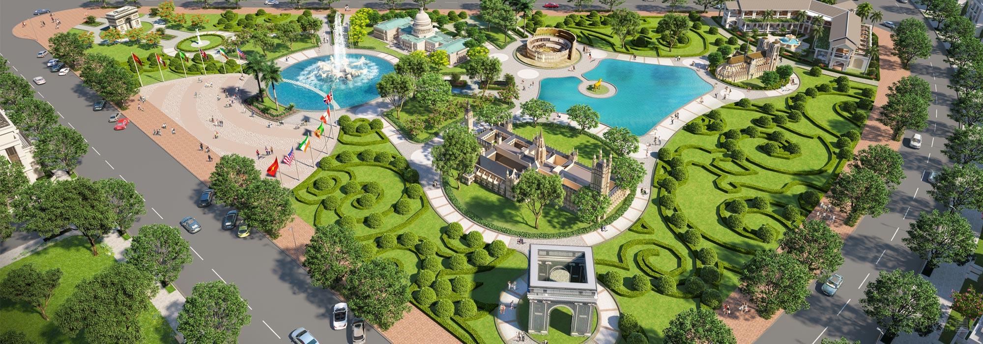 13 Đất dự án Cát Tường Phú Hưng -Tp Đồng Xoài, Bình Phước