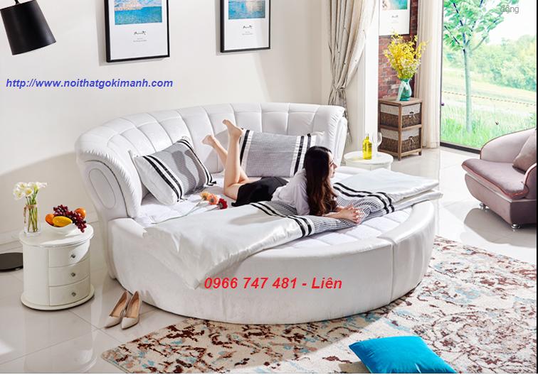 4 Nơi bán giường tròn giá rẻ, uy tín, chất lượng
