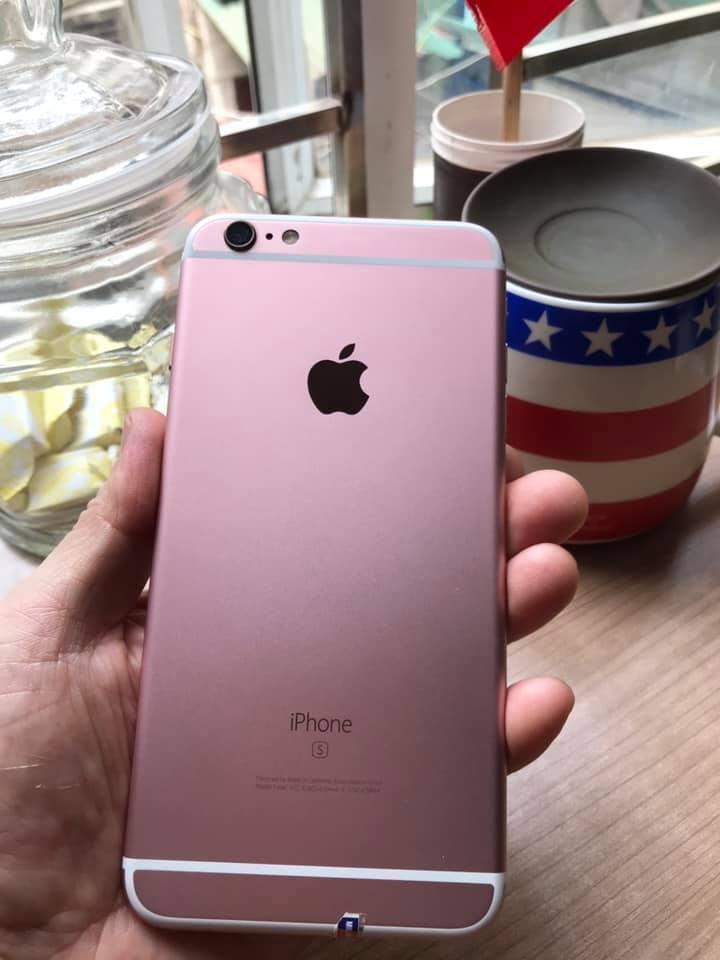 Lên đời cần bán Iphone 6s plus - 64gb bản Mỹ QT giá tốt