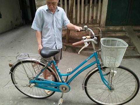 7 Bán xe đạp Nhật Bãi còn rất đẹp