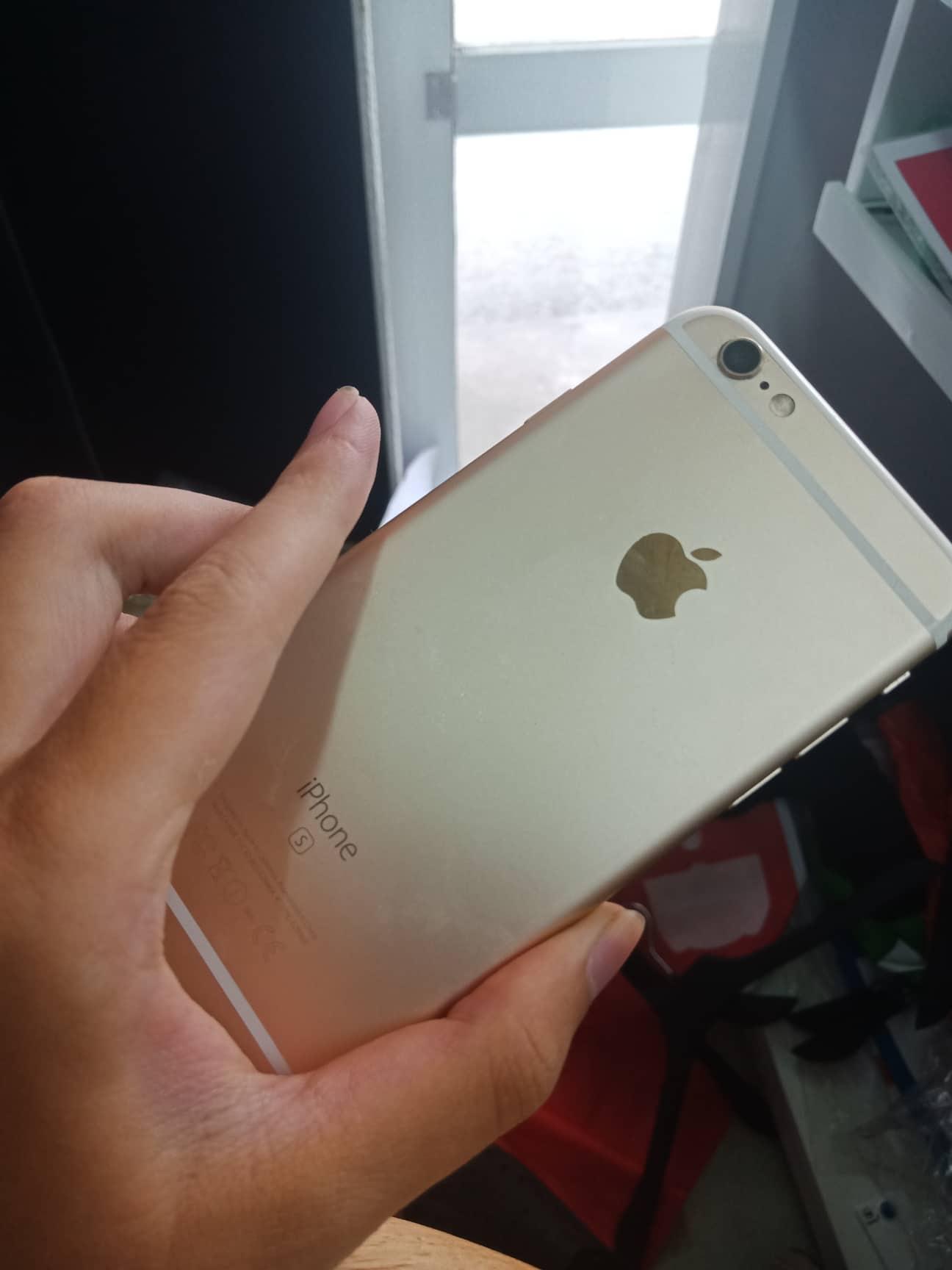 5 Iphone 6 16gb 2t4, iphone 6s 16gb 3t2, iphone 7  128gb 8tr, iphone 6s plus 64gb 5tr
