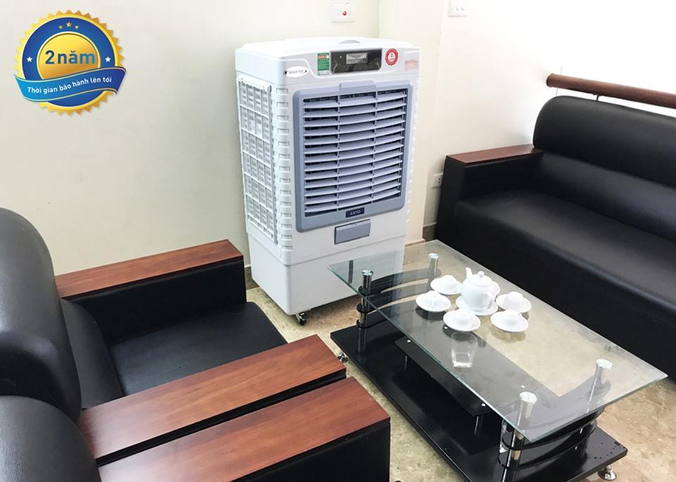 1 Quạt điều hòa không khí Akyo Ak8000 nhập khẩu Thái Lan cống suất 200w làm mát nhanh chóng