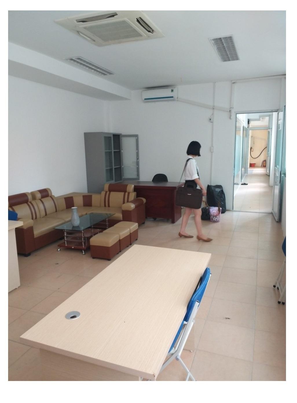 1 Cho thuê văn phòng cực đẹp tại Trần Thái Tông, Cầu Giấy