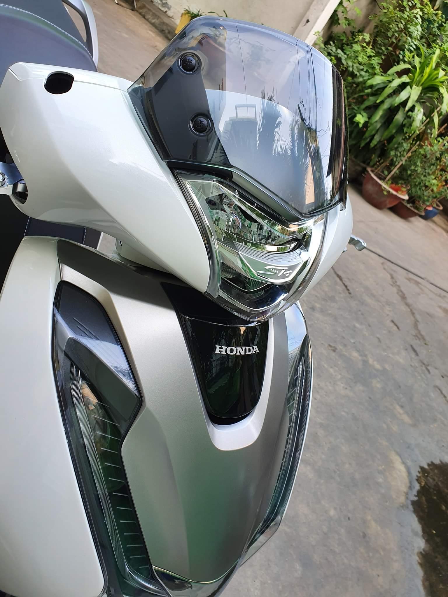 5 SH 150I Màu Trắng Đời 2019 Phanh ABS Mới 100 Xe Nhập Khẩu Trốn Thuế