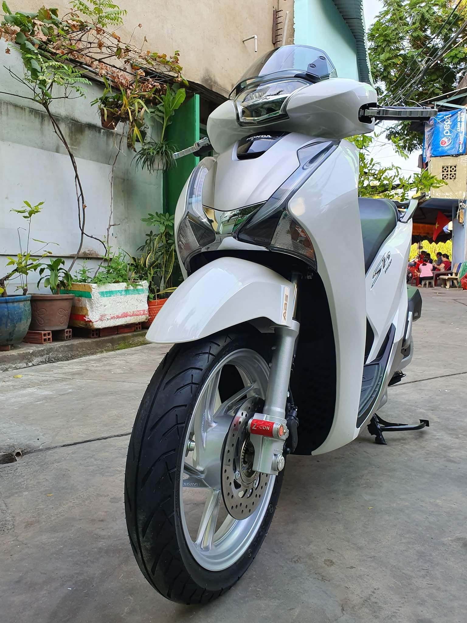 7 SH 150I Màu Trắng Đời 2019 Phanh ABS Mới 100 Xe Nhập Khẩu Trốn Thuế