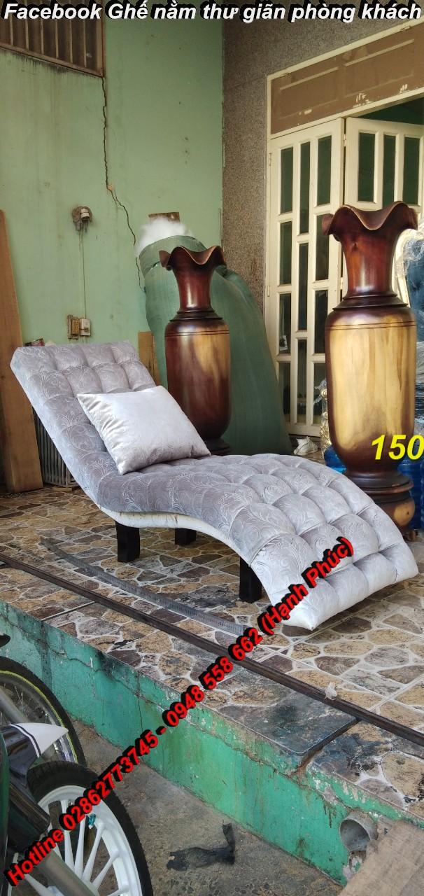 6 Ghế lười thanh lý   ghế thư giãn giá rẻ phong cách tân cổ điển - cổ điển - Nội thất Kim Anh sài gòn