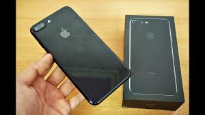 Bán 3 em Iphone 7 Plus 32Gb Jet Black hàng Quốc Tế mất vân giá rẻ