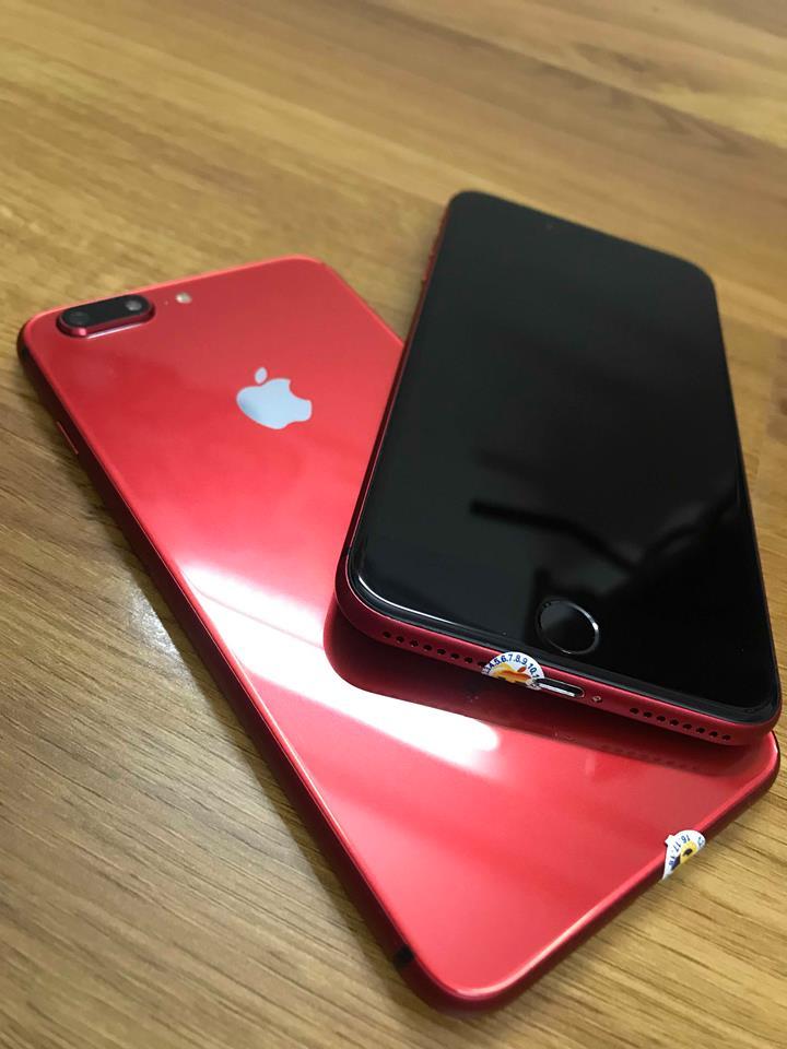 5 5Triệu400☆Iphone 6S Plus-32/64G-QTẾ-Lên Vỏ iPhone 8Plus.Màu Đỏ.Full tính năng