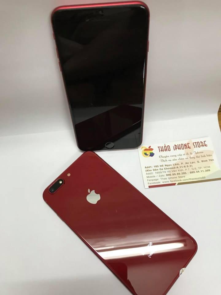 7 5Triệu400☆Iphone 6S Plus-32/64G-QTẾ-Lên Vỏ iPhone 8Plus.Màu Đỏ.Full tính năng