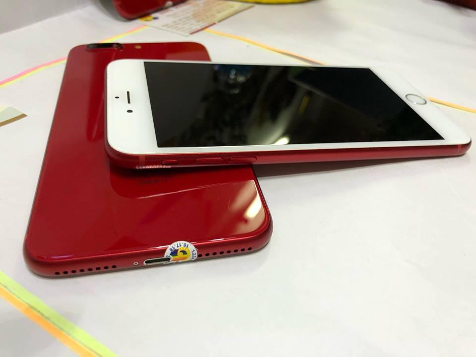 10 5Triệu400☆Iphone 6S Plus-32/64G-QTẾ-Lên Vỏ iPhone 8Plus.Màu Đỏ.Full tính năng
