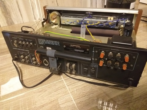 8 Amly Receiver Pioneer SX 434 đẹp lung linh