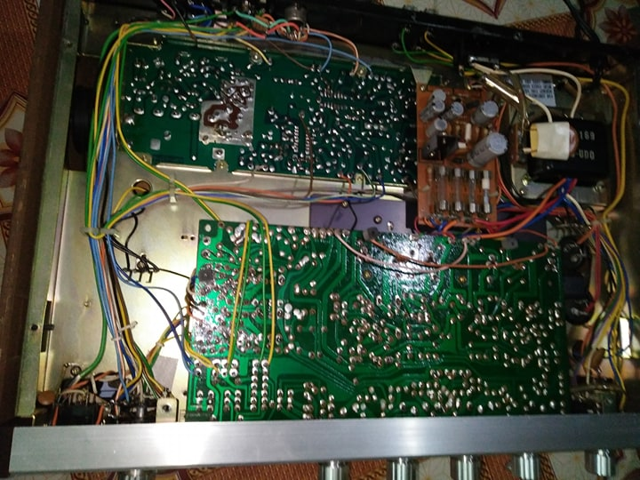 12 Amly Receiver Pioneer SX 434 đẹp lung linh