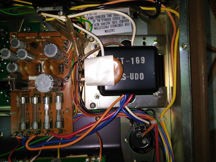 15 Amly Receiver Pioneer SX 434 đẹp lung linh